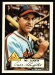 1952 Topps Reprints #65  Enos Slaughter  Front Thumbnail