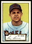 1952 Topps Reprints #55  Ray Boone  Front Thumbnail