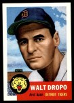 1991 Topps 1953 Archives #121  Walt Dropo  Front Thumbnail