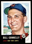 1953 Topps Archives #126  Bill Connelly  Front Thumbnail