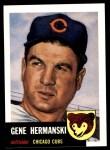 1991 Topps 1953 Archives #179  Gene Hermanski  Front Thumbnail