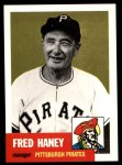 1953 Topps Archives #316  Fred Haney  Front Thumbnail