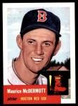 1991 Topps 1953 Archives #55  Maurice McDermott  Front Thumbnail