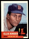 1991 Topps 1953 Archives #44  Ellis Kinder  Front Thumbnail