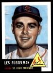 1953 Topps Archives #218  Les Fusselman  Front Thumbnail