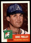 1991 Topps 1953 Archives #64  Dave Philley  Front Thumbnail