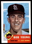 1953 Topps Archives #160  Bob Young  Front Thumbnail