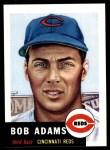 1991 Topps 1953 Archives #152  Bob Adams  Front Thumbnail