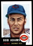 1991 Topps 1953 Archives #152  Bob Adams  Front Thumbnail