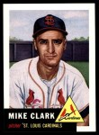 1991 Topps 1953 Archives #193  Mike Clark  Front Thumbnail