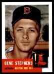 1953 Topps Archives #248  Gene Stephens  Front Thumbnail