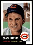 1991 Topps 1953 Archives #45  Grady Hatton  Front Thumbnail