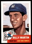 1953 Topps Archives #86  Billy Martin  Front Thumbnail
