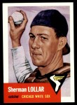 1991 Topps 1953 Archives #53  Sherm Lollar  Front Thumbnail