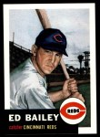 1991 Topps 1953 Archives #206  Ed Bailey  Front Thumbnail