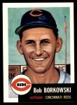 1991 Topps 1953 Archives #7  Bob Borkowski  Front Thumbnail