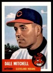 1953 Topps Archives #26  Dale Mitchell  Front Thumbnail