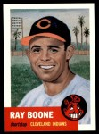1991 Topps 1953 Archives #25  Ray Boone  Front Thumbnail
