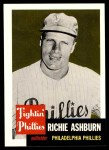 1953 Topps Archives #311  Richie Ashburn  Front Thumbnail