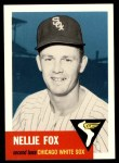 1953 Topps Archives #331  Nellie Fox  Front Thumbnail