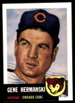 1991 Topps 1953 Archives #179  Gene Hermanski  Front Thumbnail