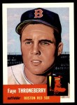 1991 Topps 1953 Archives #49  Faye Throneberry  Front Thumbnail