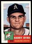 1953 Topps Archives #131  Harry Byrd  Front Thumbnail