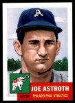 1953 Topps Archives #103  Joe Astroth  Front Thumbnail
