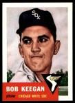 1953 Topps Archives #196  Bob Keegan  Front Thumbnail