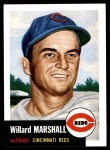 1991 Topps 1953 Archives #95  Willard Marshall  Front Thumbnail