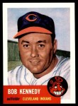 1991 Topps 1953 Archives #33  Bob Kennedy  Front Thumbnail