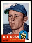 1991 Topps 1953 Archives #133  Gil Coan  Front Thumbnail
