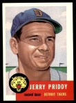 1991 Topps 1953 Archives #113  Jerry Priddy  Front Thumbnail