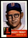 1953 Topps Archives #169  Dizzy Trout  Front Thumbnail