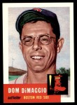 1953 Topps Archives #149  Dom DiMaggio  Front Thumbnail