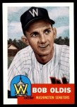 1991 Topps 1953 Archives #262  Bob Oldis  Front Thumbnail