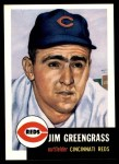 1991 Topps 1953 Archives #209  Jim Greengrass  Front Thumbnail