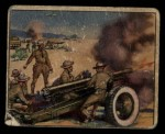 1939 Gum Inc. World In Arms #2 F  United States 75 mm. Field Gun Front Thumbnail