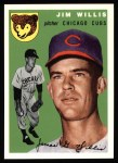 1994 Topps 1954 Archives #67  Jim Willis  Front Thumbnail