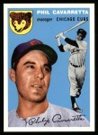 1994 Topps 1954 Archives #55  Phil Cavarretta  Front Thumbnail