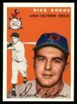 1954 Topps Archives #106  Dick Kokos  Front Thumbnail