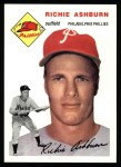 1994 Topps 1954 Archives #45  Richie Ashburn  Front Thumbnail