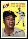 1954 Topps Archives #64  Hank Thompson  Front Thumbnail
