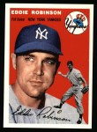 1994 Topps 1954 Archives #62  Eddie Robinson  Front Thumbnail