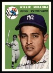 1954 Topps Archives #56  Willie Miranda  Front Thumbnail