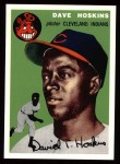 1994 Topps 1954 Archives #81  Dave Hoskins  Front Thumbnail