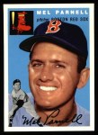 1994 Topps 1954 Archives #40  Mel Parnell  Front Thumbnail