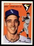 1954 Topps Archives #173  Jack Harshman  Front Thumbnail