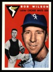 1994 Topps 1954 Archives #58  Bob Wilson  Front Thumbnail