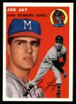 1954 Topps Archives #141  Joey Jay  Front Thumbnail